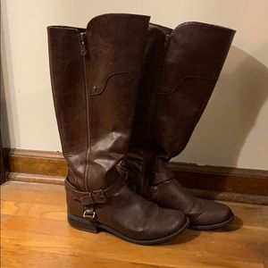 G by Guess Knee High Riding Boot